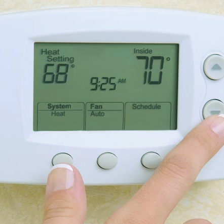 climatizacion termostato digital